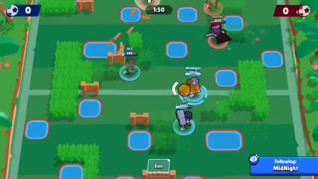 Watch and share Brawl Ball GIFs by Brawl Stars Up on Gfycat