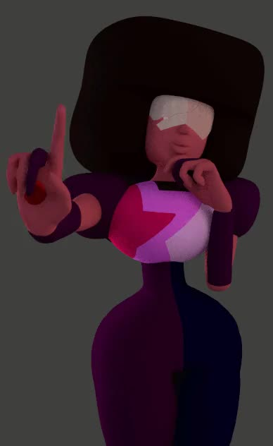 Watch and share Steven Universe GIFs and 3d Model GIFs on Gfycat