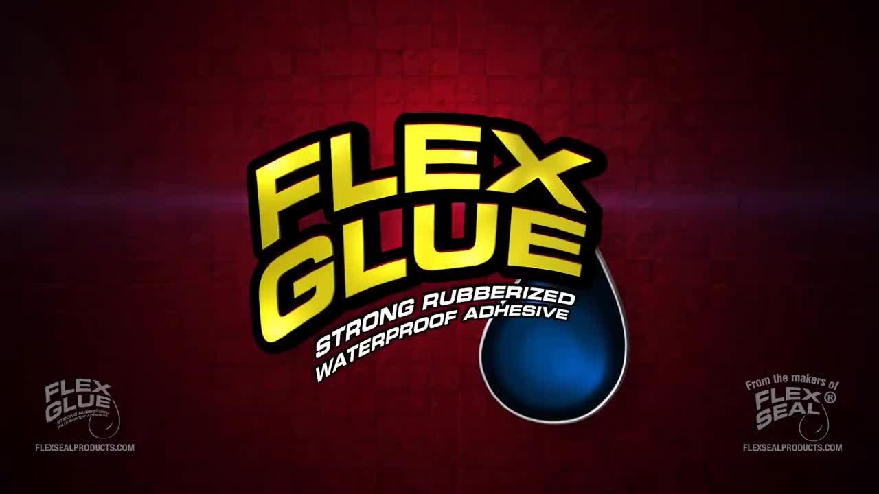 Phil Swift Driving the FLEX GLUE™ 4X4 GIFs