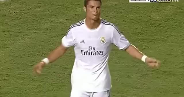 Watch and share Cristiano Ronaldo GIFs and Cr7 GIFs on Gfycat