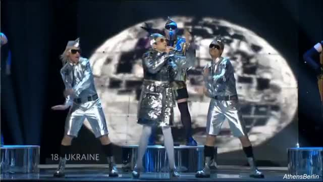 Watch this trending GIF on Gfycat. Discover more 2007, All Tags, Europe, Eurovision, Final, Helsinki, Semi, Stereo, audio, contest, dancing, esc, hd, lasha, serduchka, song, tumbai, ukraine, verka GIFs on Gfycat