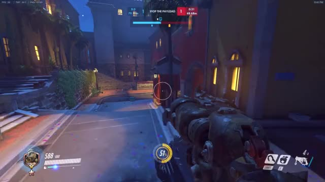 Watch Overwatch 01 21 2017   21 40 25 35 DVR GIF on Gfycat. Discover more 60fpsGamingGifs, 60fpsgaminggifs GIFs on Gfycat
