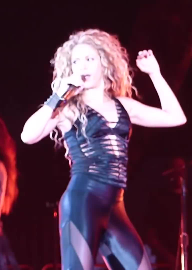 Shakira's hips do not lie