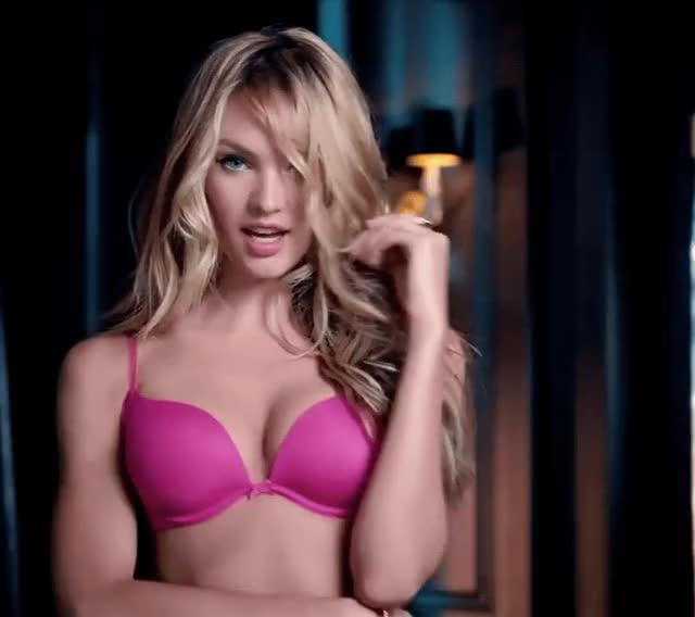 Watch and share Candice Swanepoel GIFs and Victoria's Secret GIFs by shapesus on Gfycat