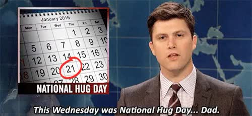 Watch dust and scorpions GIF on Gfycat. Discover more colin jost, idk if someone already did this but the cheer joke is one of my favs so the hug one made me happy, jost, saturday night live, snl, weekend update GIFs on Gfycat
