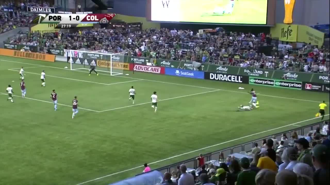 1st colorado goal Colorado 13jul2019 GIFs
