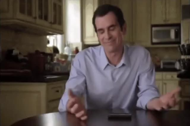 Watch and share Ty Burrell GIFs and Dad GIFs on Gfycat
