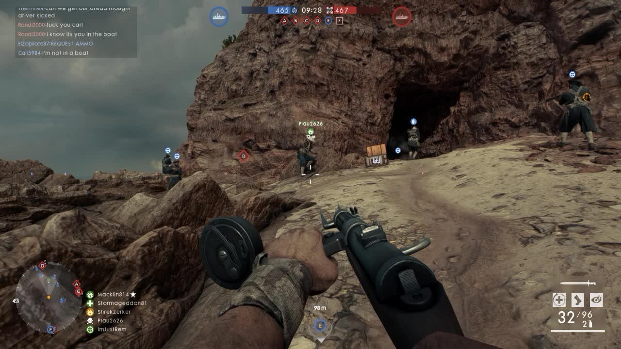 battlefield1, Battlefield 1 2018.11.29 - 18.48.05.03.DVR GIFs
