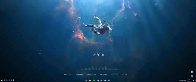 Watch and share Minimalist Build GIFs and Rainmeter GIFs by The Racist Antilope on Gfycat