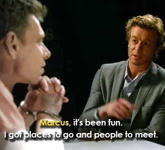 3.21, marcus pike, patrick jane, reference, season 3, the mentalist, Gifs GIFs