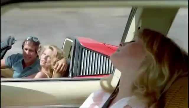 Watch and share Christie Brinkley Car GIFs on Gfycat
