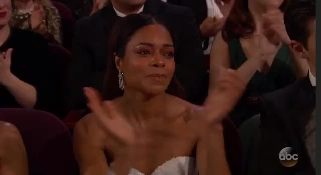 Watch and share Naomie Harris GIFs and Celebrities GIFs by Vera Yuan on Gfycat