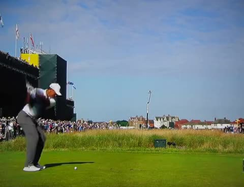 britishopen, tiger woods, tigerwoods, Tiger Woods 2014 British Open GIFs