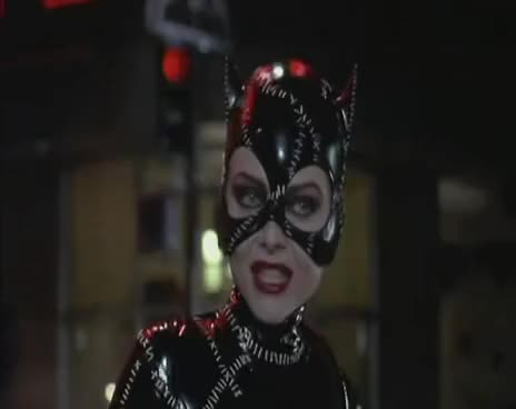 Watch and share Michelle GIFs and Catwoman GIFs on Gfycat
