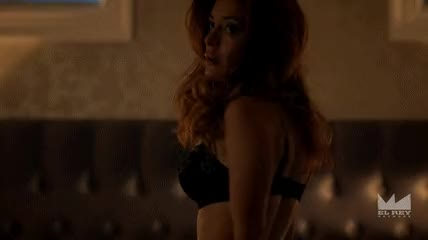 Watch and share Elena Satine GIFs on Gfycat