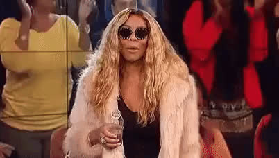 Wendy Williams, idk, impatient, waiting, why tho, wtf, Wendy Impatient GIFs