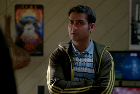 GfycatDepot, Kumail Nanjiani, siliconvalleyhbo, I... genuinely don't know how to respond to that... [Silicon Valley Dinesh Kumail Nanjiani pakistani indian] (reddit) GIFs