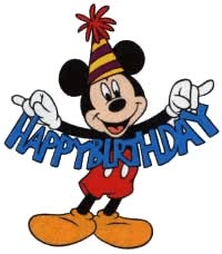 Watch and share Gifs Cumpleaños Con Mickey. animated stickers on Gfycat