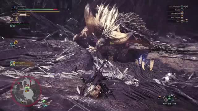 Watch Monster Hunter: World_20190104131104 GIF on Gfycat. Discover more PS4share, Gaming, Monster Hunter: World, PlayStation 4, Sony Interactive Entertainment, davidyes, din0chickennuggets GIFs on Gfycat