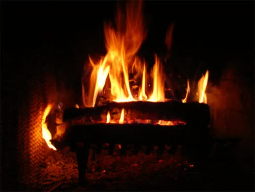 Watch and share Fireplace GIFs on Gfycat