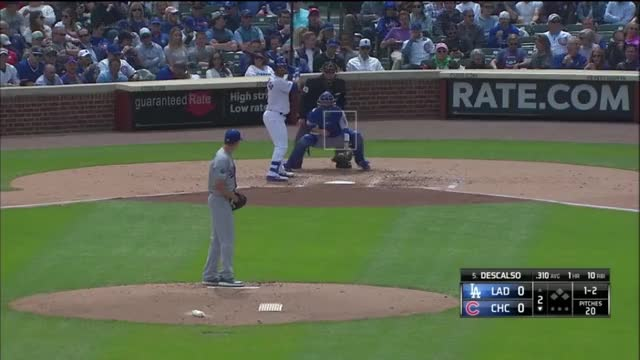 Watch and share Los Angeles Dodgers GIFs and Chicago Cubs GIFs on Gfycat