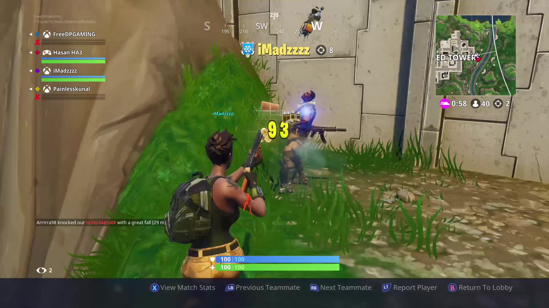 FortniteBattleRoyale, FreeDPGAMING, xbox, xbox dvr, xbox one, Mad GIFs