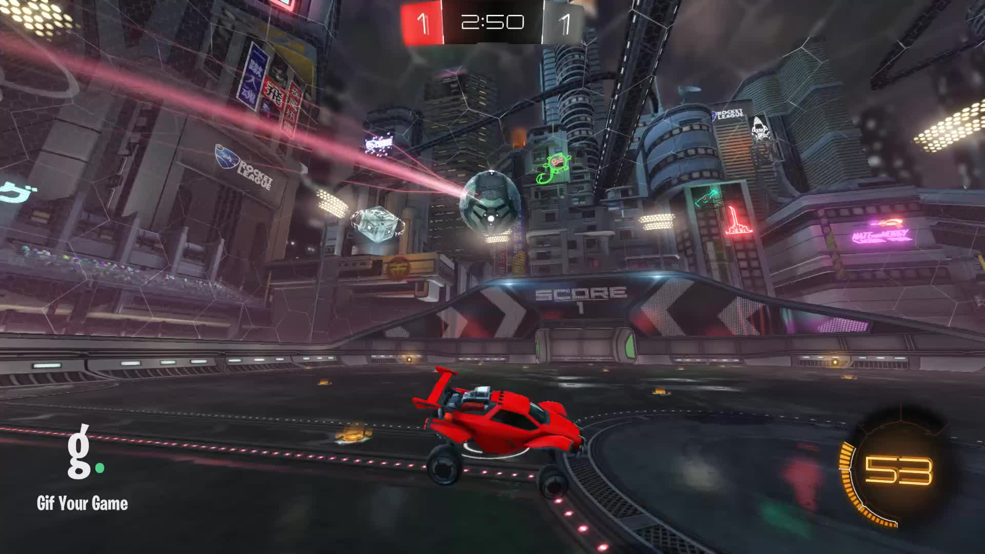 Gif Your Game, GifYourGame, Goal, Rocket League, RocketLeague, SwiftTime0, Goal 3: SwiftTime0 GIFs
