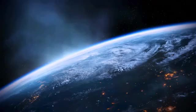 Watch and share Mass Effect 3 Earth Under Siege Dreamscene Video Wallpaper GIFs on Gfycat