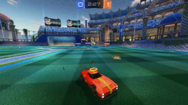 Watch and share Rocket League GIFs and Aerial GIFs by believesteve on Gfycat