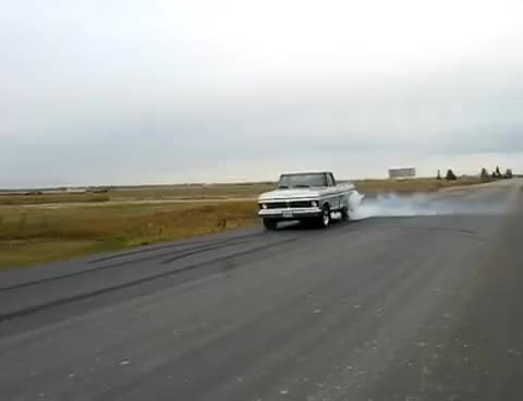 Watch and share F150 Burnout GIFs on Gfycat