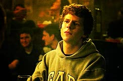 Watch post Jesse Eisenberg Mark Zuckerber GIF on Gfycat. Discover more related GIFs on Gfycat