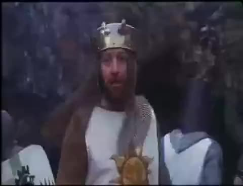Watch monty python run away GIF on Gfycat. Discover more related GIFs on Gfycat