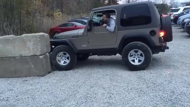 Watch Jeep Tries to Park on a Wall and Flips GIF on Gfycat. Discover more crash, daily picks, fail, flip, jeep tries to park on a wall and flips, parking fail, popular videos, viral, viral video, youtube video GIFs on Gfycat