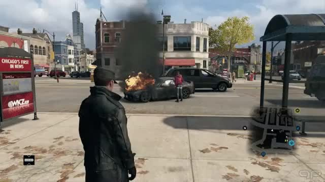 Watch Watch_Dogs - Daytime Explosion GIF by GamingPicks (@gamingpicks) on Gfycat. Discover more related GIFs on Gfycat