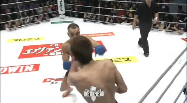 Watch and share Shinya Aoki X Eddie Alvarez GIFs on Gfycat