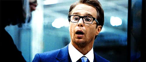 Watch and share Sam Rockwell GIFs and Iron Man 2 GIFs on Gfycat