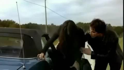Watch and share Ian Somerhalder GIFs and Nina Dobrev GIFs on Gfycat