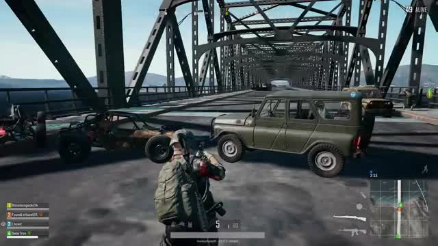 Watch and share FoundLettuce651 Playing PLAYERUNKNOWN'S BATTLEGROUNDS GIFs on Gfycat