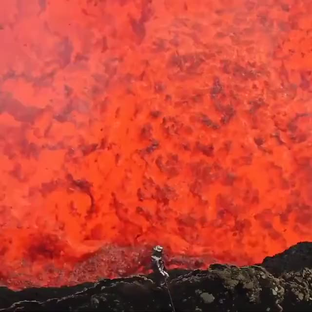 Watch Wonder of Science - Volcano Diver. An astonishing journey into the worlds most dangerous and inaccessible volcano, Marum Crater. Full video: GIF on Gfycat. Discover more nature, wonder of science GIFs on Gfycat