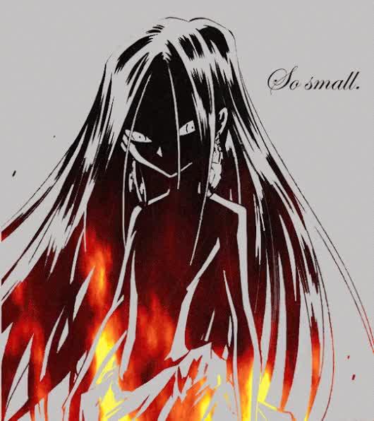 "Watch and share ""So Small"" Hao Asakura -Shaman King God I Miss This Series GIFs on Gfycat"