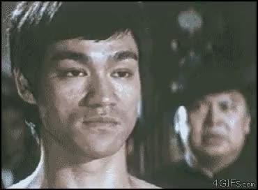 Watch and share Bruce Lee GIFs by bheesham on Gfycat