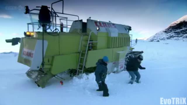 TopGear, Jeremy's 'ingenious snow measuring tactic' (reddit) GIFs