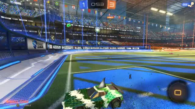 Watch and share Rocket League GIFs by BenoitRAGE on Gfycat