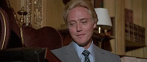 Watch and share Christopher Walken GIFs and James Bond GIFs on Gfycat