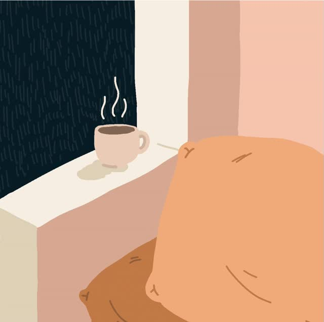 Watch and share Rainy Day Doodle Gif GIFs on Gfycat