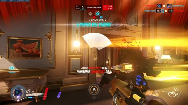 Watch and share Highlight GIFs and Overwatch GIFs by kiwi.ow on Gfycat