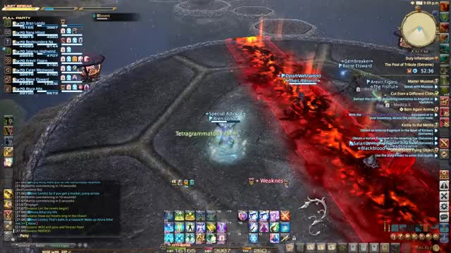 Watch and share Stormblood GIFs and Susano GIFs by Breenland on Gfycat