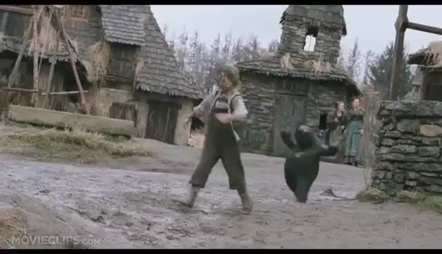 the brothers grimm mud monster full movie