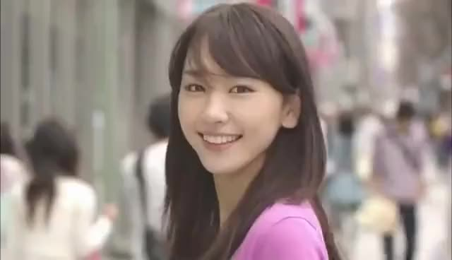 Watch and share Tokyo Metro - Yui Aragaki CM - 60s GIFs on Gfycat