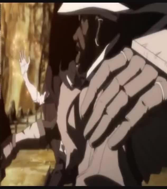 Afro Samurai Father fight 2